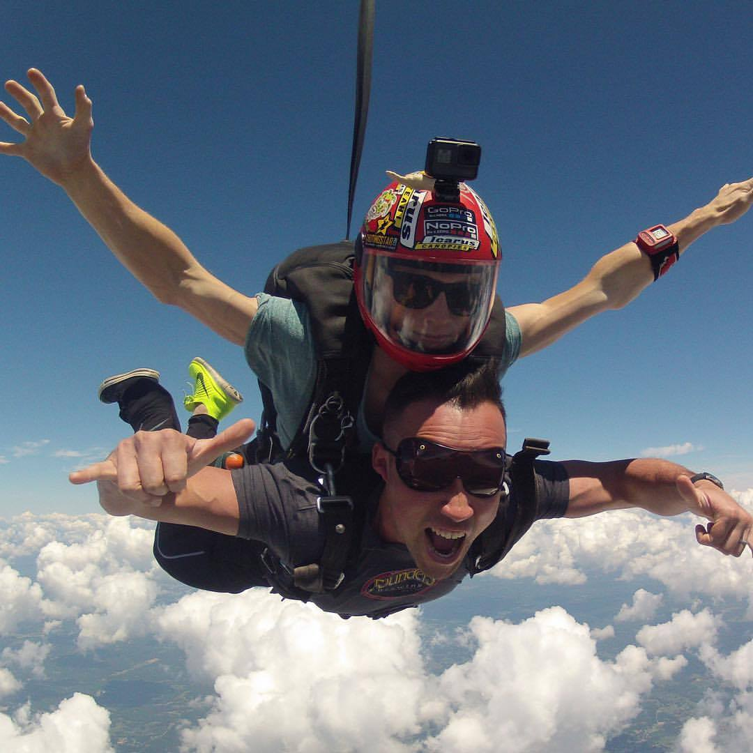 Jintaro Skydiving