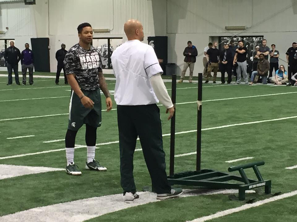 MSU Strength and Conditioning Clinic – (February)
