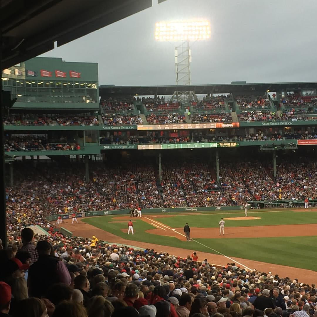 Yankees vs. Red Sox at the historic Fenway Park – (July)