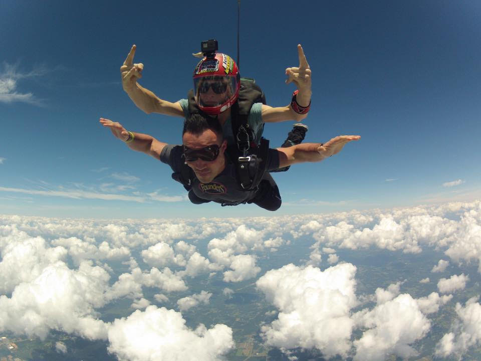 Sky's the limit! - (August)